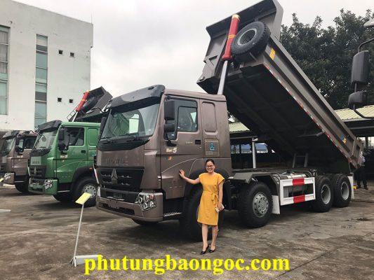 Bảng giá xe tải Howo