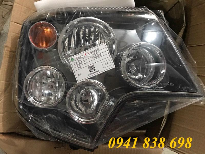 đèn pha howo a7