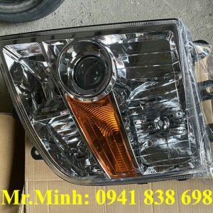 đèn pha thaco auman